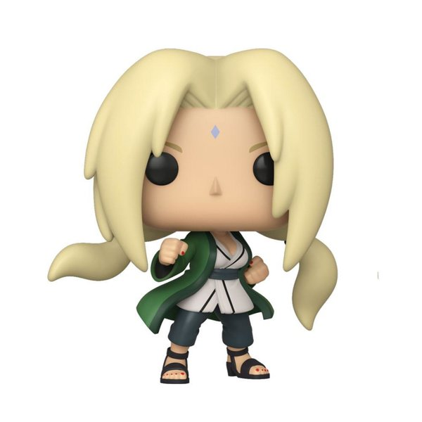 Naruto POP! Animation Vinyl Figur Lady Tsunade 9 cm