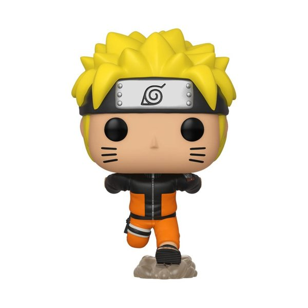Naruto POP! Animation Vinyl Figur Naruto Running 9 cm