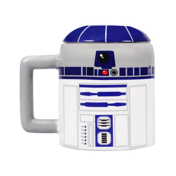 Star Wars Shaped Tasse R2-D2