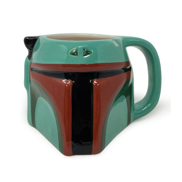Star Wars 3D Shaped Tasse Boba Fett