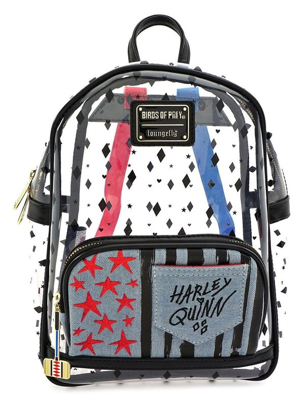 Birds of Prey by Loungefly Rucksack Harley