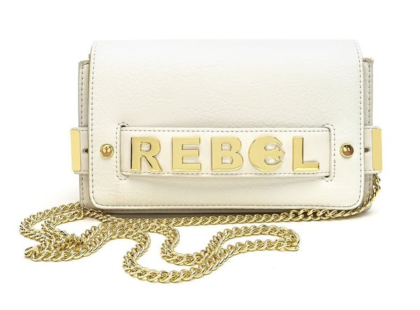 Star Wars by Loungefly 2 in 1 Clutch Gold Rebel