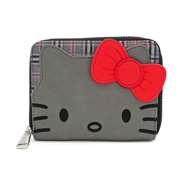 Hello Kitty by Loungefly Geldbeutel Grey Kitty