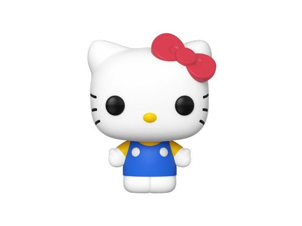 Hello Kitty POP! Sanrio Vinyl Figur Hello Kitty (Classic) 9 cm
