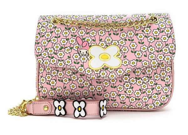 Hello Kitty by Loungefly Umhängetasche My Melody Flower Field