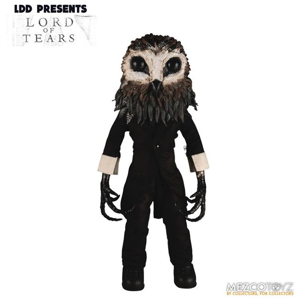 Lord of Tears Living Dead Dolls Puppe Owlman 25 cm