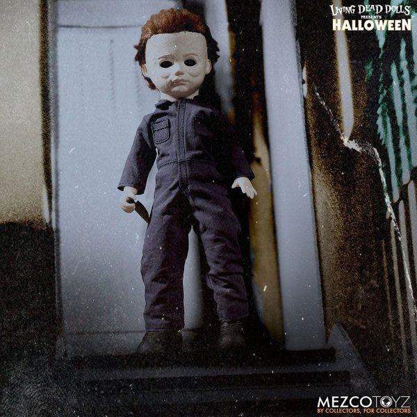 Halloween Living Dead Dolls Puppe Michael Myers 25 cm