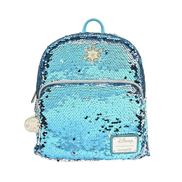 Disney by Loungefly Rucksack Elsa Reversible Sequin