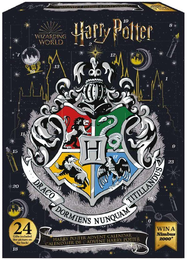 Harry Potter Adventskalender Wizarding World