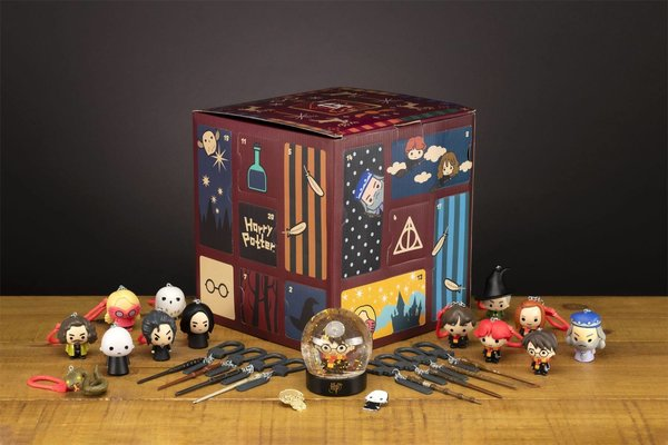 Harry Potter Adventskalender Deluxe Cube