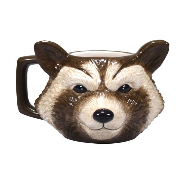 Marvel Shaped Tasse Rocket - Guardians of the Galaxy