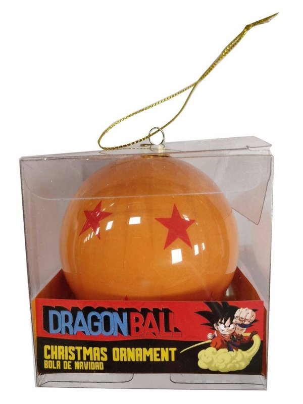 Dragon Ball Christbaumschmuck Stars