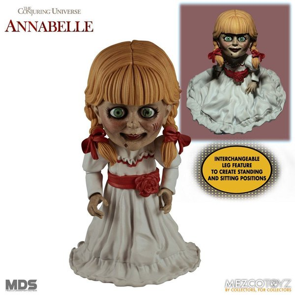 The Conjuring Universe MDS Series Actionfigur Annabelle 15 cm