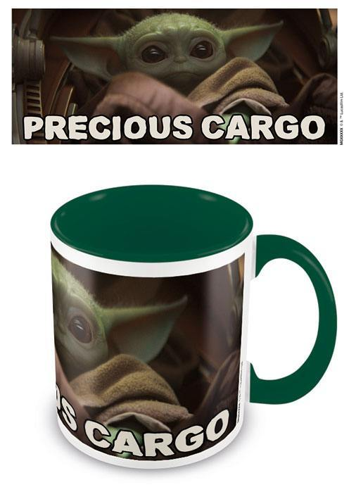 Star Wars The Mandalorian Coloured Inner Tasse Precious Cargo