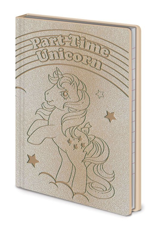 Mein kleines Pony Premium Notizbuch A6 Part Time Unicorn