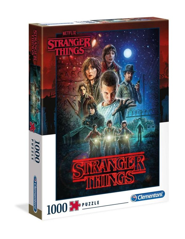 Stranger Things Puzzle Season 1