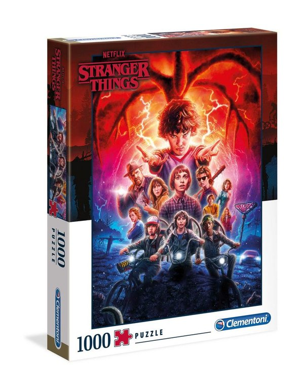 Stranger Things Puzzle Season 2