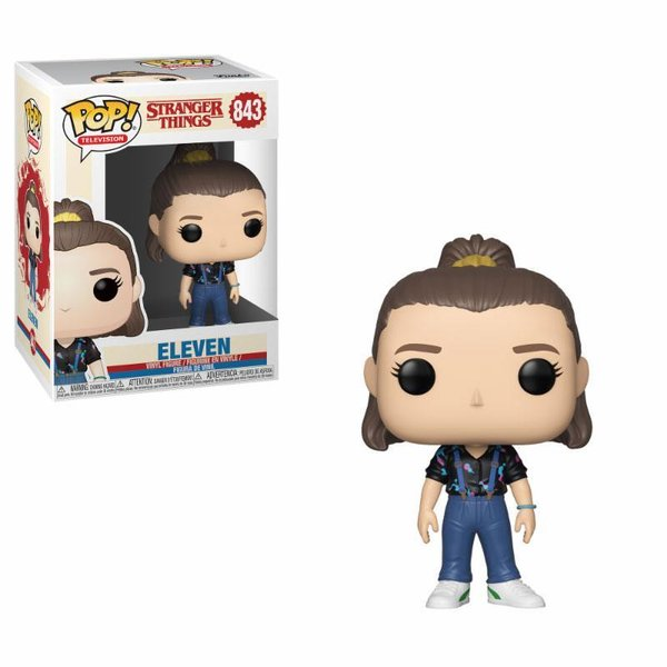 Stranger Things POP! TV Vinyl Figur Eleven 9 cm
