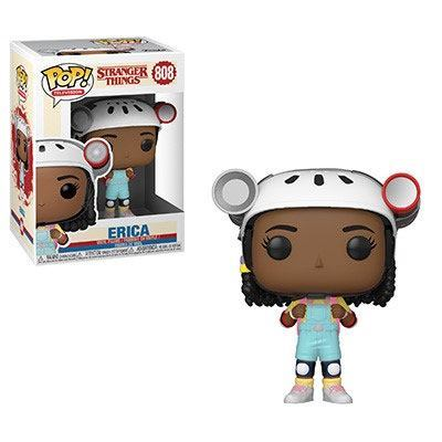 Stranger Things POP! TV Vinyl Figur Erica 9 cm