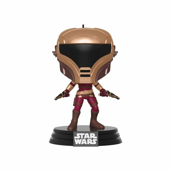 Star Wars Episode IX POP! Movies Vinyl Figur Zorii Bliss 9 cm