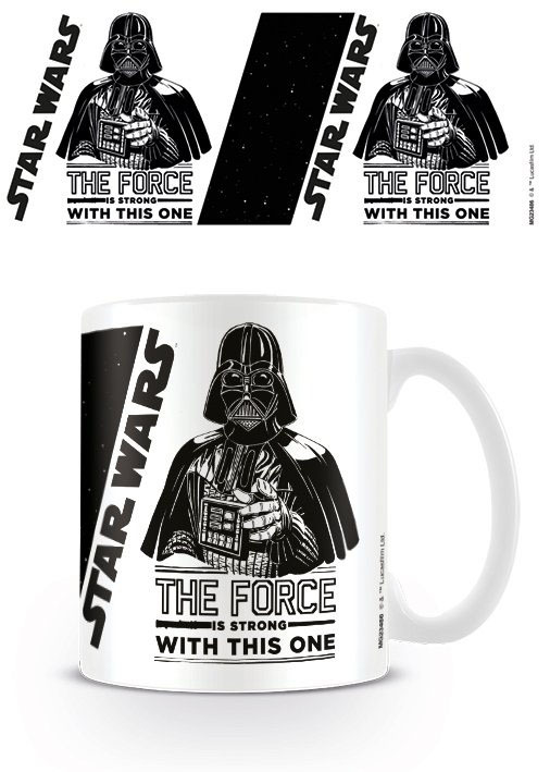 Star Wars Tasse The Force Is Strong
