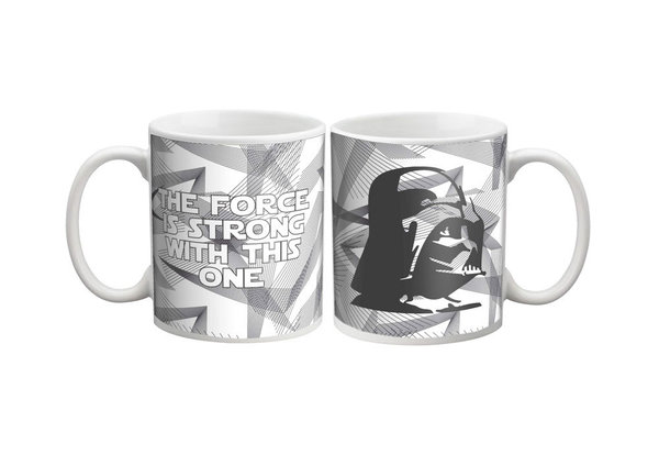 Star Wars XL Tasse Intergalactic Darth Vader