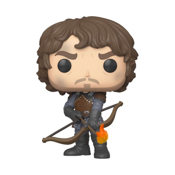 Game of Thrones POP! Television Vinyl Figur Theon w/Flamming Arrows 9 cm