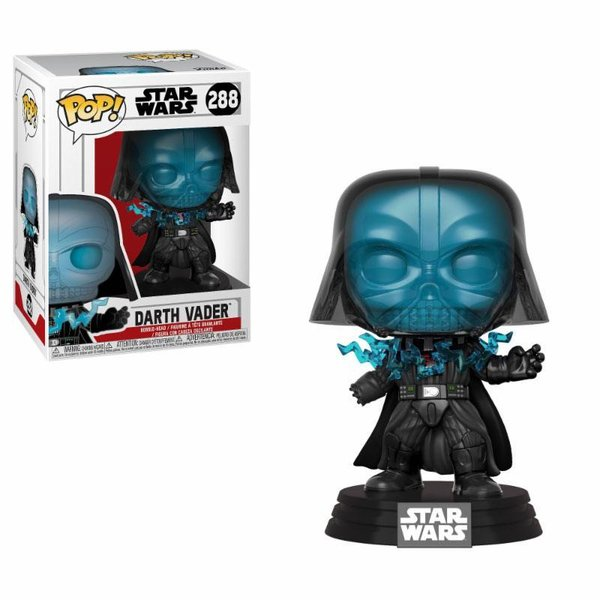Star Wars POP! Movies Vinyl Figur Electrocuted Vader 9 cm