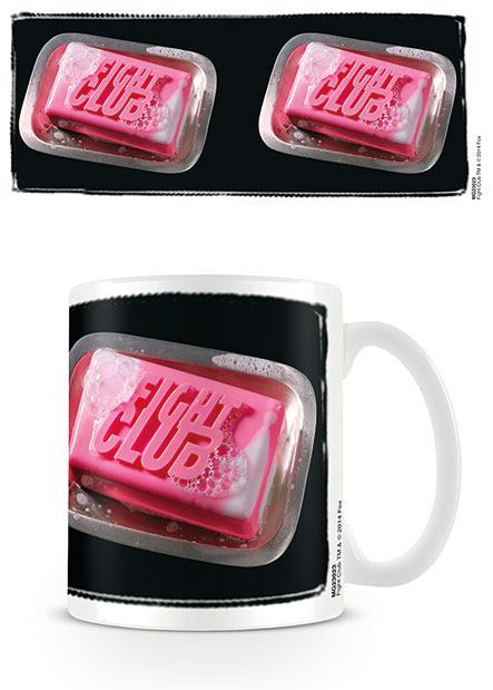 Fight Club Tasse Soap