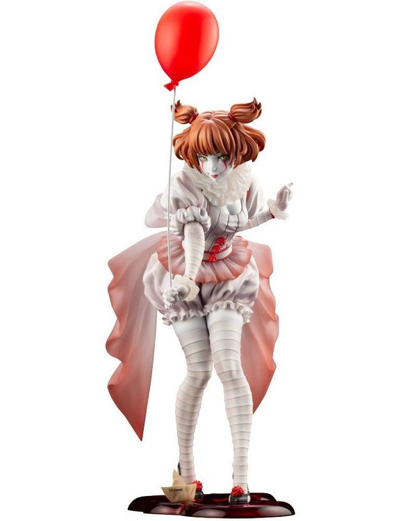 Stephen King's Es 2017 Bishoujo PVC Statue 1/7 Pennywise 25 cm