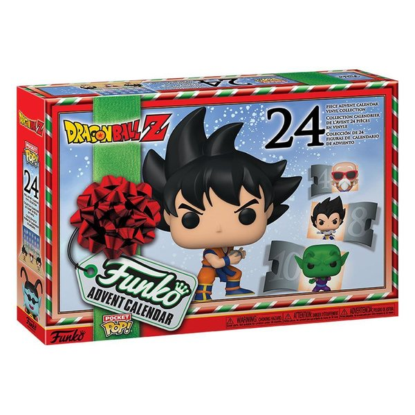 Dragon Ball Z Pocket POP! Adventskalender