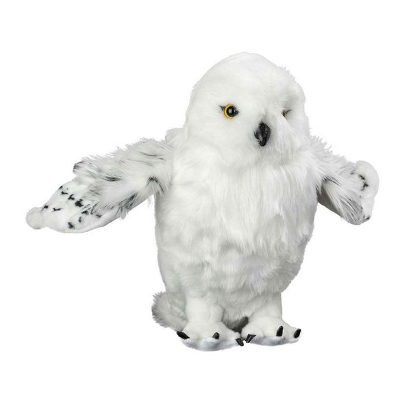 Harry Potter Collectors Plüschfigur Hedwig Wings Open Ver. 35 cm