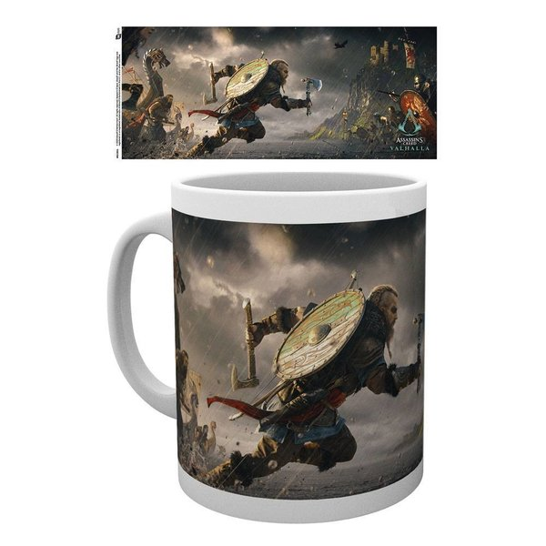 Assassins Creed Valhalla Tasse Ancaster Fortress