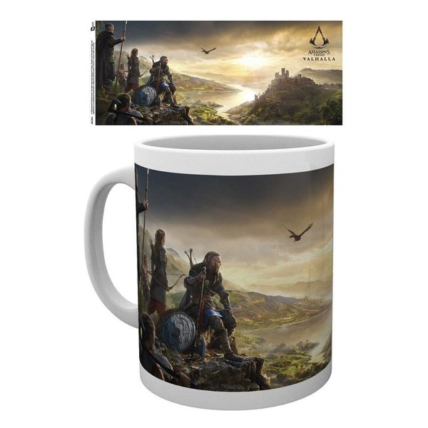 Assassins Creed Valhalla Tasse Vista