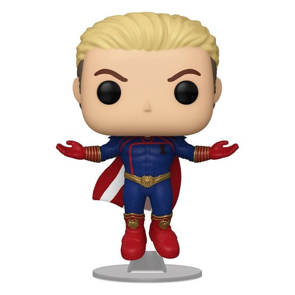 The Boys POP! TV Vinyl Figur Homelander Levitating 9 cm