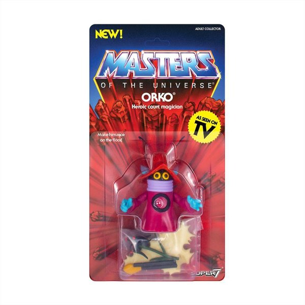 Masters of the Universe Vintage Collection Actionfigur Wave 3 Orko 14 cm