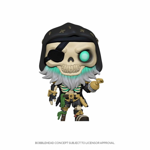 Fortnite POP! Games Vinyl Figur Blackheart 9 cm
