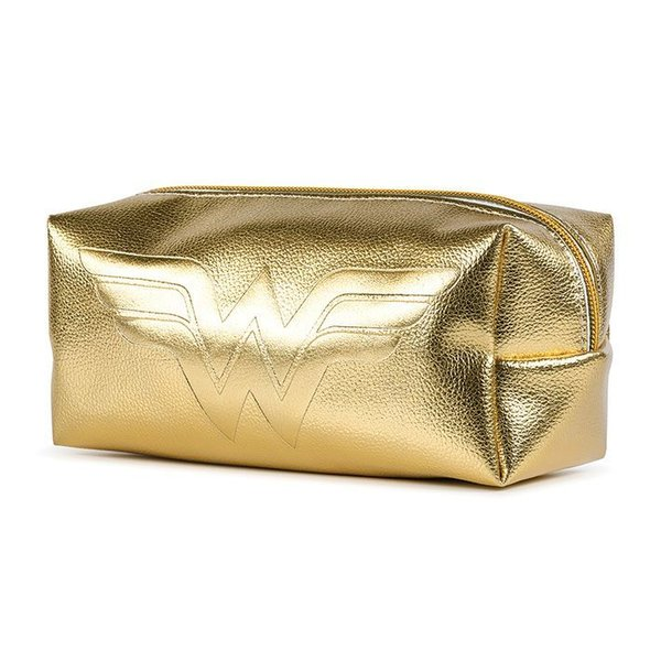 Wonder Woman Stifte-Etui Golden Shimmer