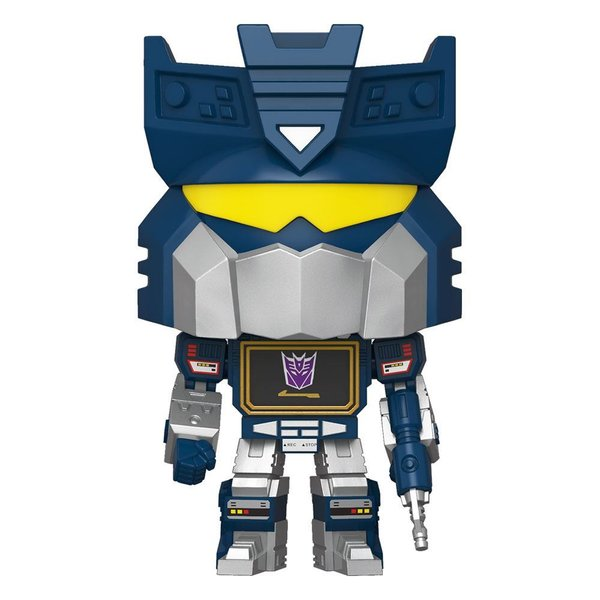 Transformers POP! Movies Vinyl Figur Soundwave 9 cm