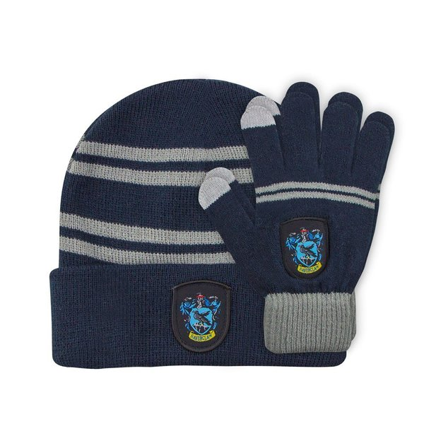 Harry Potter Kids Beanie & Handschuhe Set Ravenclaw