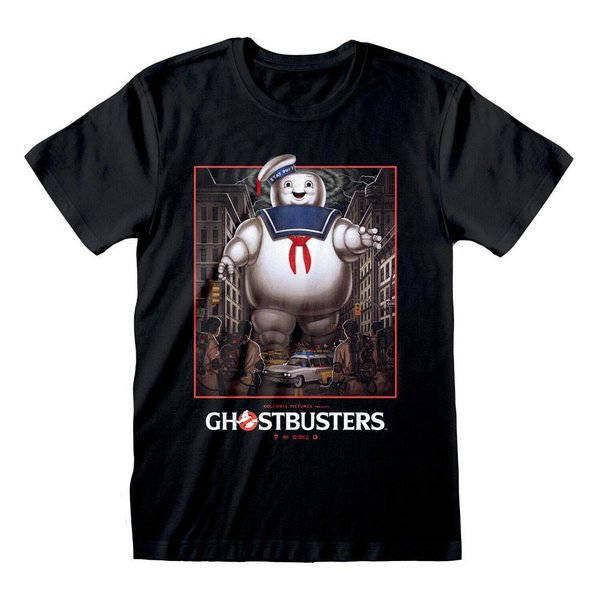 Ghostbusters T-Shirt Stay Puft Square Größe: M