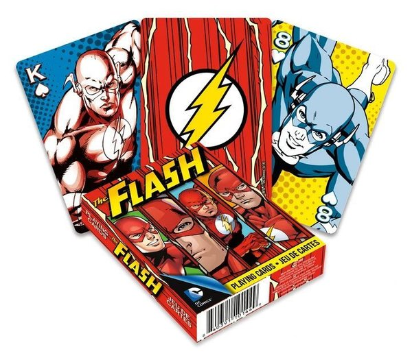 DC Comics Spielkarten Flash