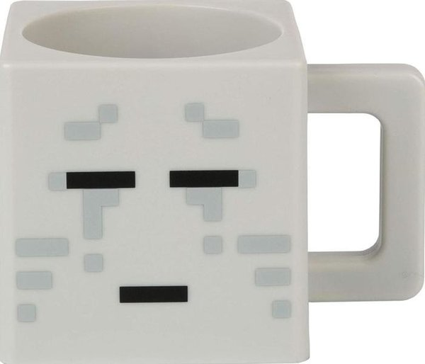 Minecraft Two Faced Ghast Plastic Tasse