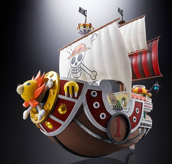 One Piece Chogokin Diecast Modell Thousand Sunny 38 cm