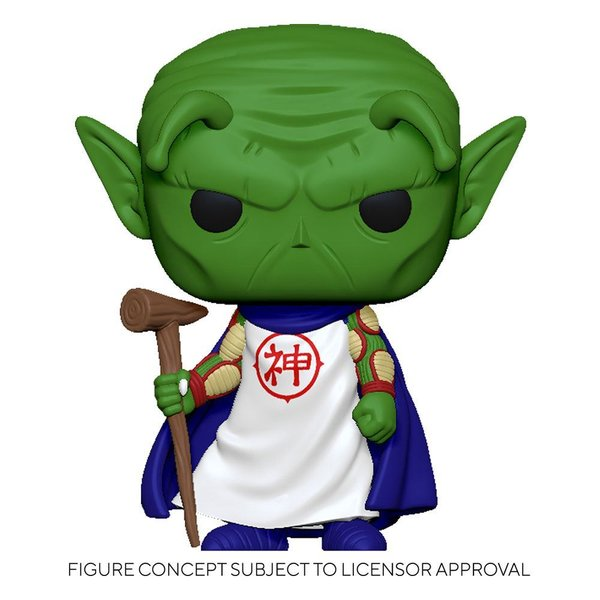 Dragon Ball Z POP! Animation Vinyl Figur Kami 9 cm