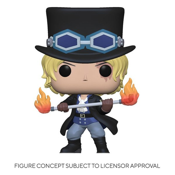 One Piece POP! Animation Vinyl Figur Sabo 9 cm