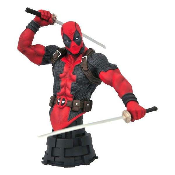 Marvel Comics Büste 1/7 Deadpool 15 cm