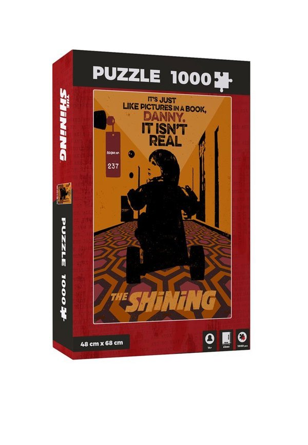 Shining Puzzle It Isn't Real