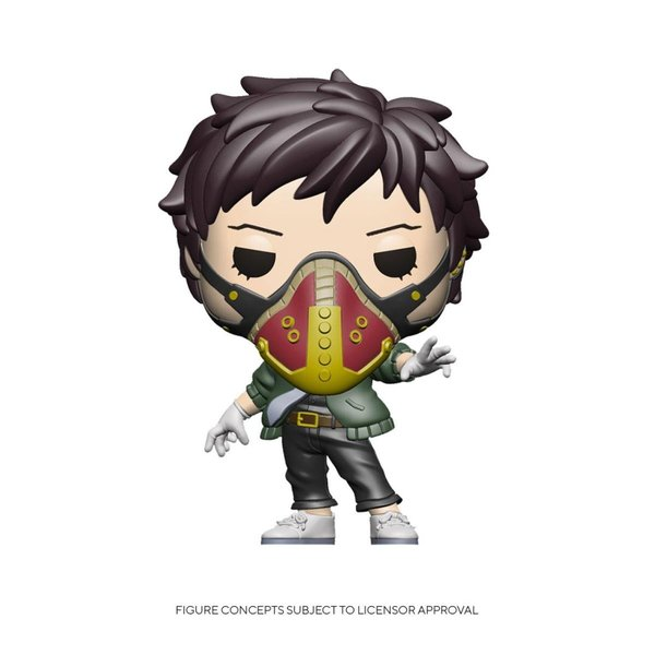 My Hero Academia POP! Animation Vinyl Figur Kai Chisaki (Overhaul) 9 cm
